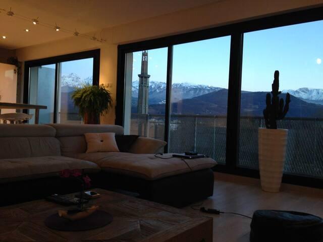 Chambre dans joli appartement - Grenoble - Apartment