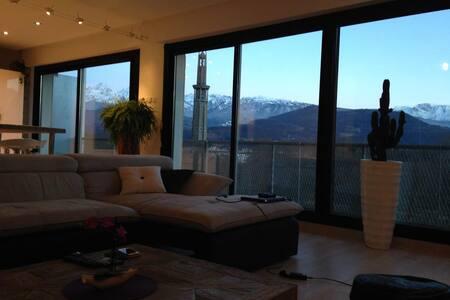 chambre dans joli appartement