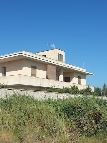 Salento - 50 mt dal mare - Spiaggiabella (LE) - Torre Rinalda - Lägenhet
