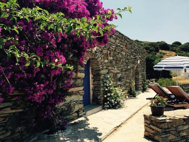 A Romantic Retreat For A Couple - Gavrio