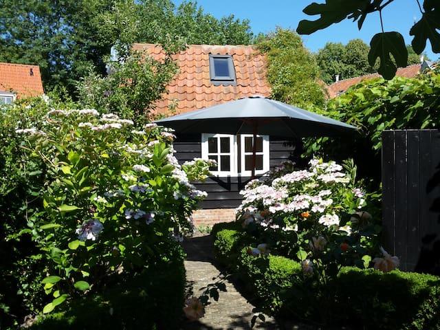 Romantische vakantiewoning Veere - Veere - Houten huisje