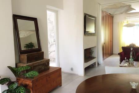 Cozy house double bad, garden ✌ - Apriliana - Talo