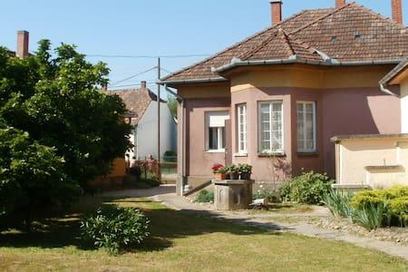 Családi ház kiadó nagy zárt udvarra - Lenti - Casa