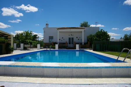 Rural Villa Girasol - private pool - Morón de la Frontera - 别墅