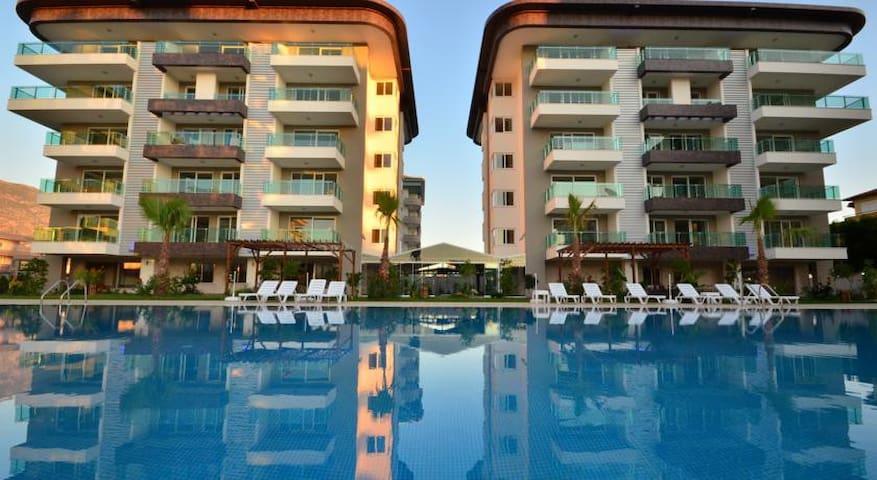 Уютная квартира на берегу моря - Alanya - Apartment