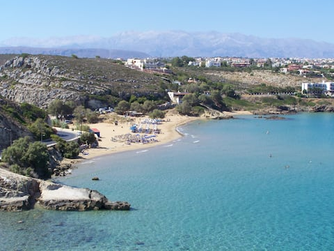 Appartment in big olive Farm,terrace with seaview