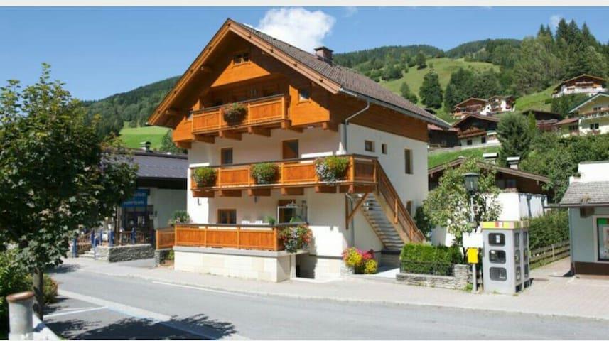 Gemütliches,renoviertes Appartment - Viehhofen - Wohnung