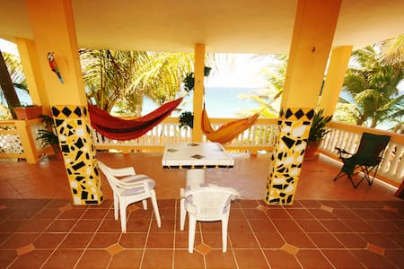 Araxibo Beachfront private house - Arecibo