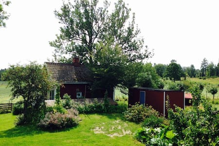 Cottage on organic farm - Mariestad