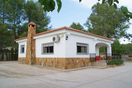 Comfortable holidays near to Xativa - Barxeta - Rumah