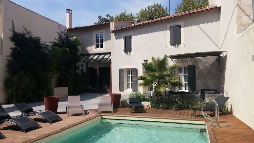 House in the heart of Alpilles - Eyragues