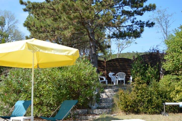 Drôme Provençale, gîte rural 3 pers - Le Poët-Laval - Other