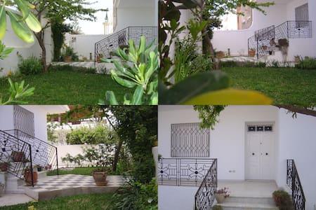 belle villa a kélibia pour vacances - Kelibia - Rumah