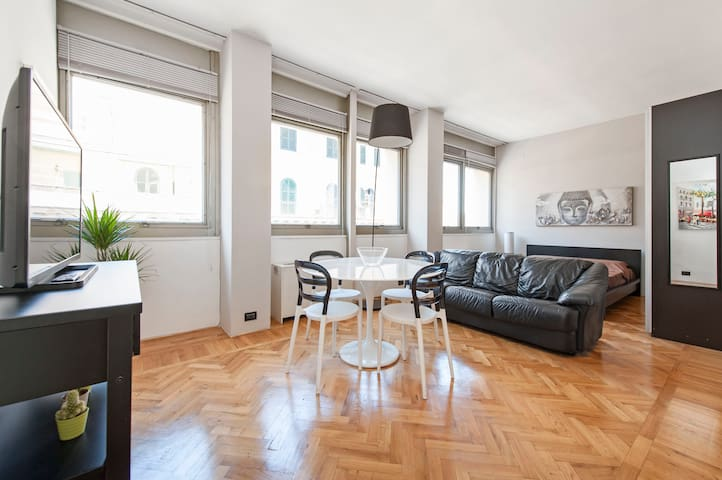 Modern apartment in heart of Rome