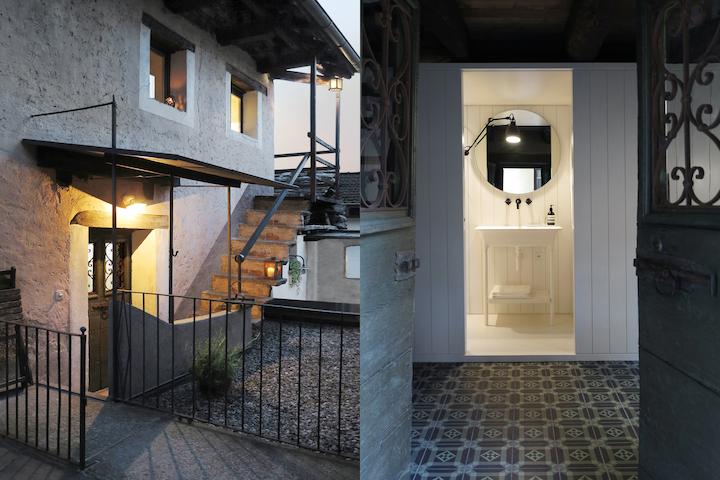 «Capolino» Gästehaus - Brione sopra Minusio - Talo