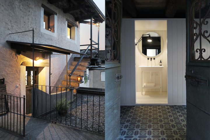 «Capolino» Gästehaus - Brione sopra Minusio - House