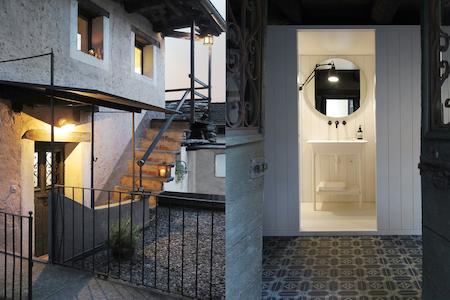 «Capolino» Gästehaus - Brione sopra Minusio - Huis