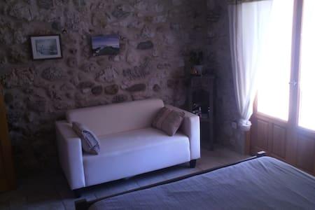 chambre dans ferme rénovée - Saint Paul - Haus