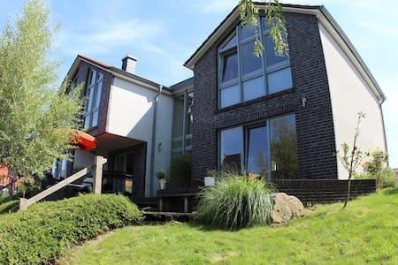 NEU modernes Raumes Haus, am Kanal - Krummhörn - 단독주택
