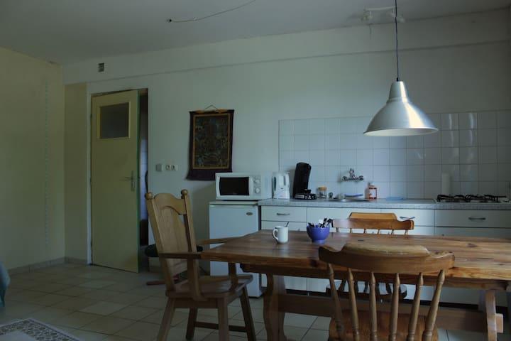 Appartement a la campagne - Oze - Apartemen