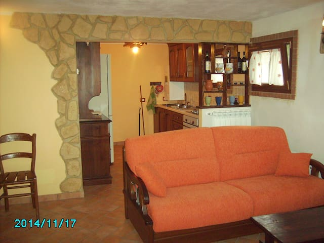 Appartamento Castel di Sangro - Castel di Sangro - Leilighet