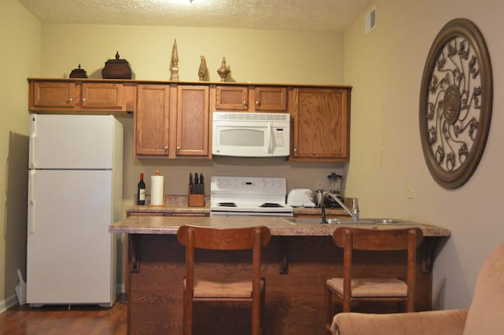 1 Bedroom w/ Parking.  - Starkville - Departamento