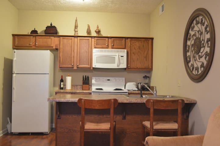 1 Bedroom w/ Parking.  - Starkville - Appartement
