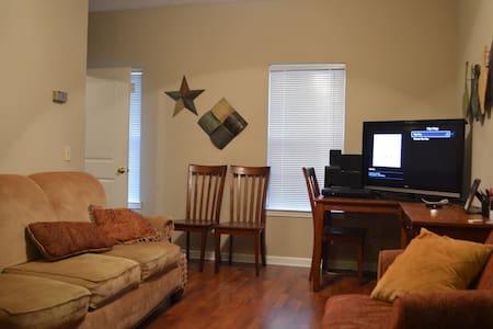 1 Bedroom w/ Parking.  - Apartment