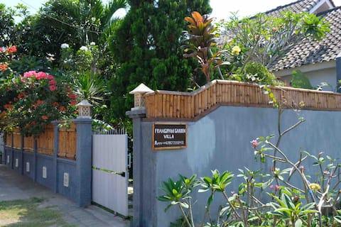 Frangipani Garden Villa, batu layar, senggigi