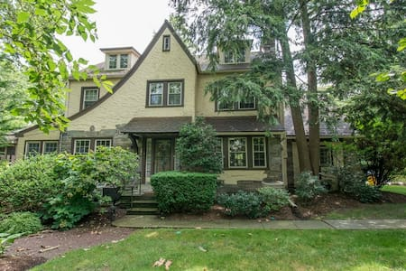 Fabulous House 10 min walk to Pope - Merion Station - House