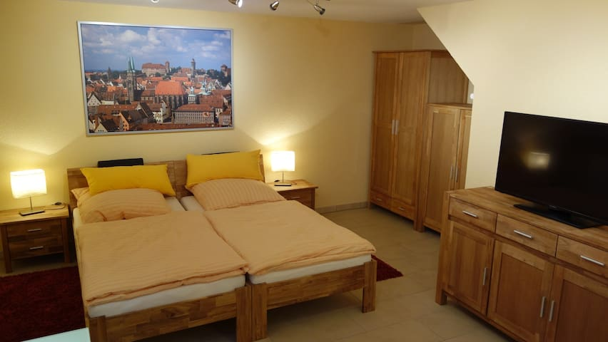 Nuernberg-Apart Business-Apartment - Nürnberg - Aparthotel