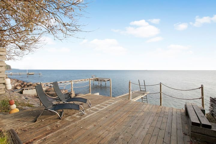 Apartment with private beach. - Klampenborg - Byt