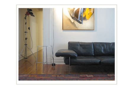 Room in european style apartment - Westmount