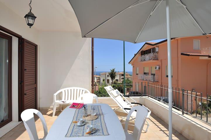 Villetta  vista mare  estate 2017 - Santa Maria Navarrese - Stadswoning