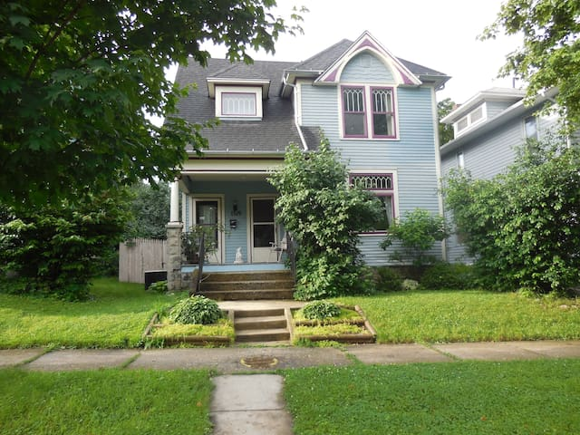 cute apartment near downtown - Fort Wayne - Departamento