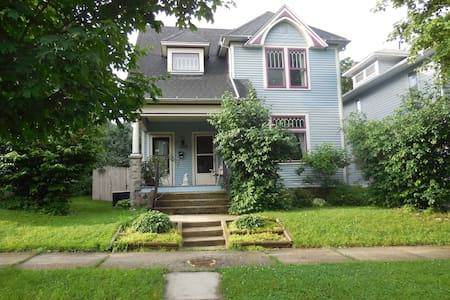 cute apartment near downtown - Fort Wayne - Pis