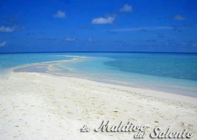 Le maldive del salento - Matino - Flat