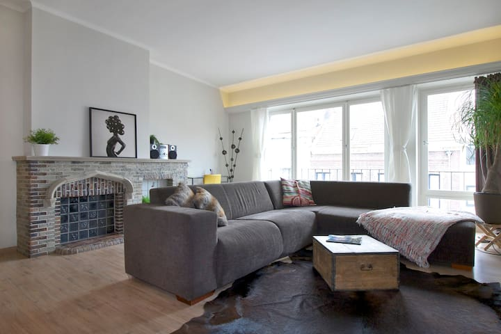 Big comfy apartment in city center - Gent - Apartment