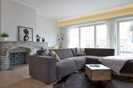 Big comfy apartment in city center - Apartament