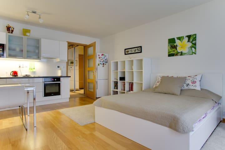 New cozy studio near Prague center - Prag