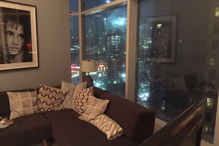 Newly furnished Downtown apartment
