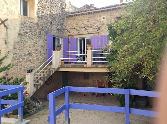 Maison tout confort à Orsan, Gard