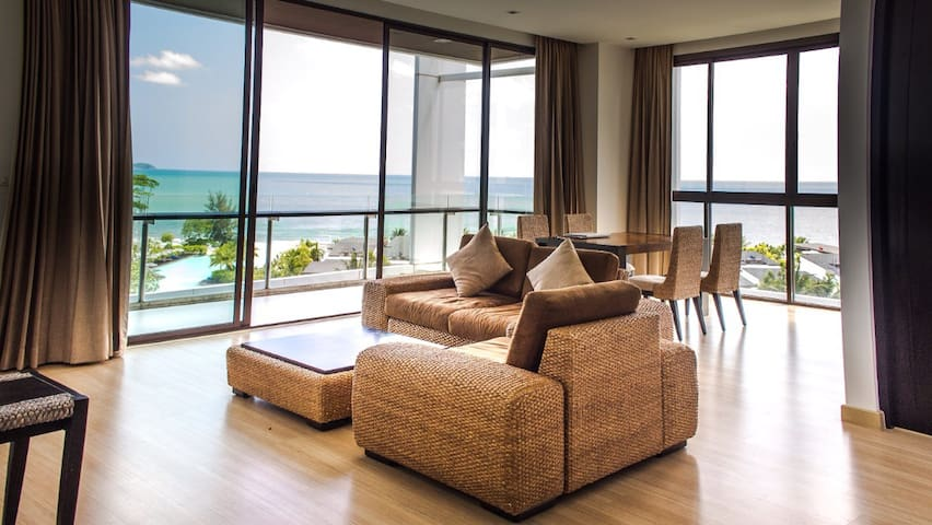 Seaview luxury condo in Rayong - Klaeng - Dům