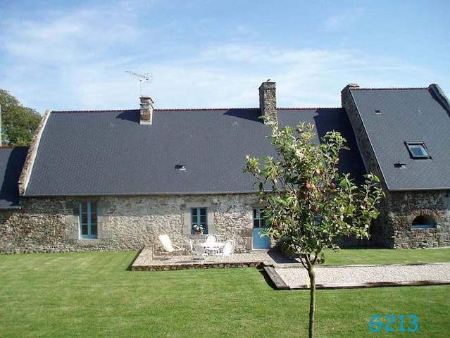 Maison de vacances à la Moularderie - Blainville-sur-Mer - Rumah