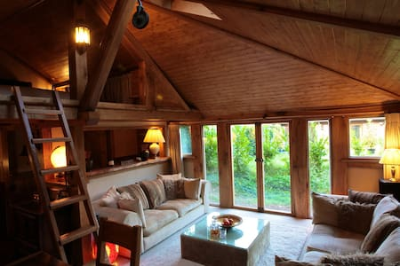 Romantic Oak Cabin Berkhamsted - Potten End - Cabin
