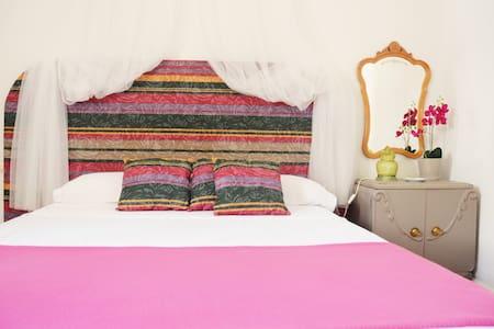 NEW ROOM: Vintage, Terraza&Jacuzzi
