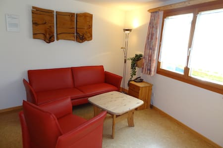 Gemütliche 2-Zimmer Wohnung Samedan - Samedan