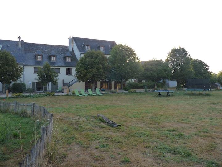 Domaine de la Grangeotte B&B gîte
