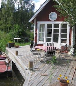 Wonderful Cottage by the Sea - Värmdö SV