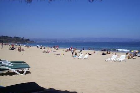 Departamento Reñaca cerca Playa